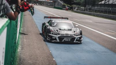 Kelvin van der Linde,Motorsport: DTM Monza ©Abt