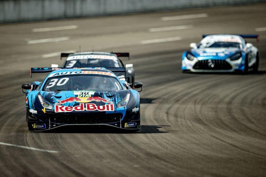 Liam Lawson,Ferrari, Lausitzring 2021 © Gruppe C Photography