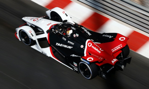 Pascal Wehrlein, Tag Heuer Porsche, Porsche 99X Electric ©FIA FormulaE