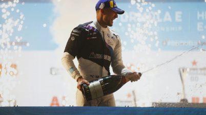 Sieger Jake Dennis BMW ©FIA FormulaE