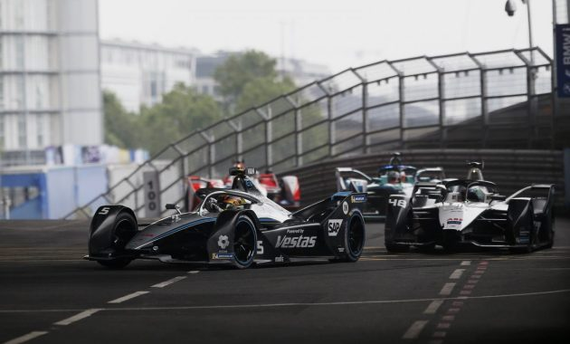 Stoffel Vandoorne, Mercedes,S7_London, Sonntag, 25. Juli 2021 © LAT Images