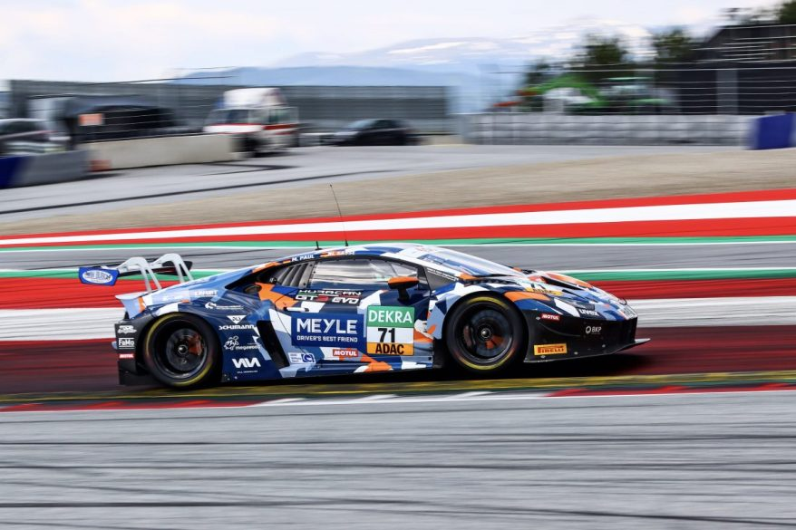 Maximilian Paul,ADAC GT Masters 3. + 4. Rennen Red Bull Ring 2021 © Gruppe C Photography