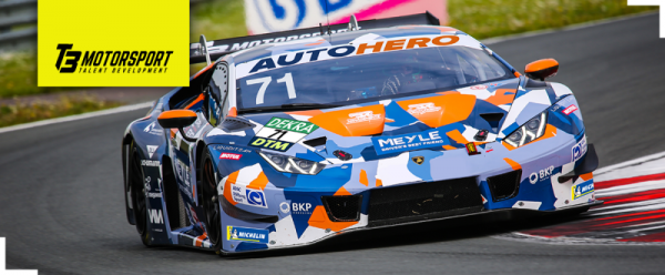 Maximilian Paul, T3 Motorsport© T3 Motorsport
