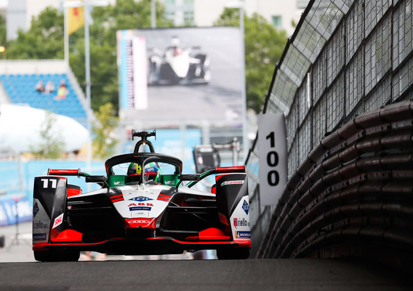 Lucas di Grassi,Formula E, London E-Prix 2021 ©Audi