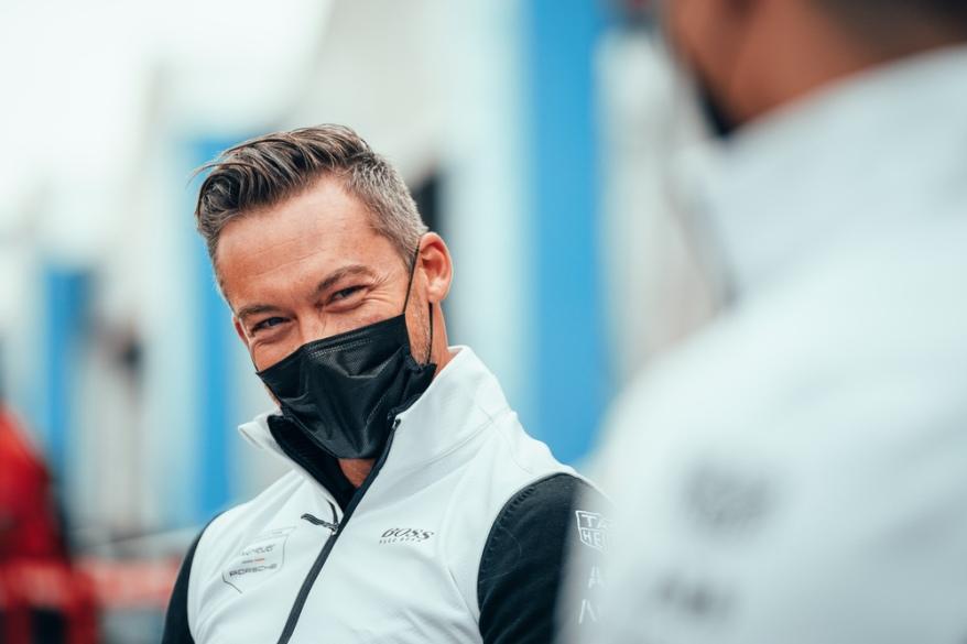Andre Lotterer, Porsche @Porsche