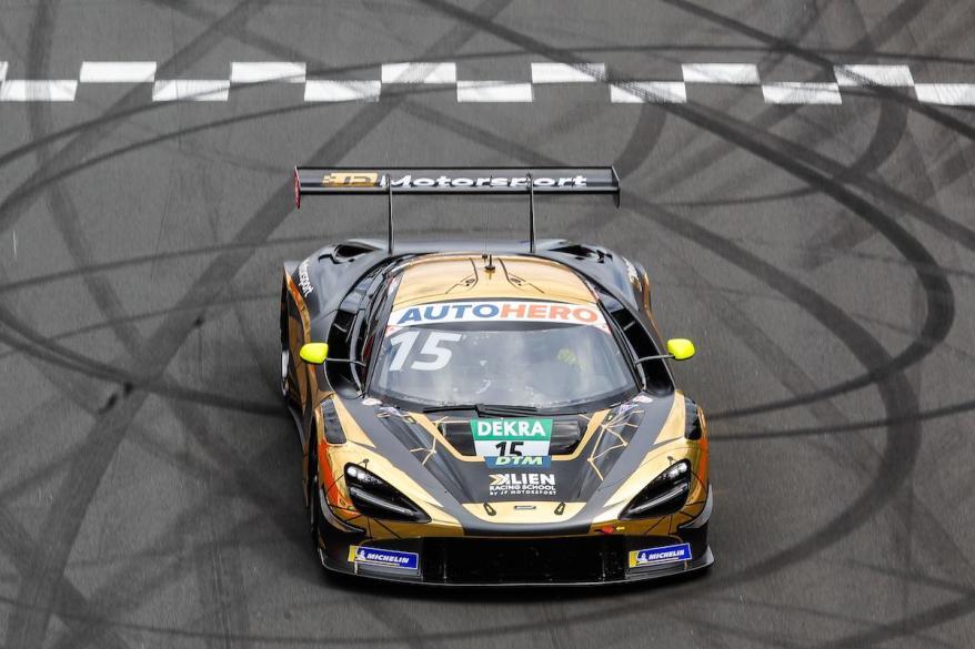 Christian Klien, McLaren,DTM Zolder 2021 ©DTM