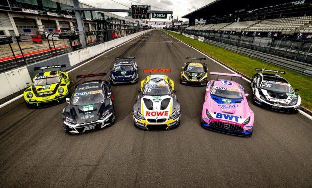 Sieben Hersteller am Nürburgring,DTM, 7. + 8. Rennen @ Gruppe C Photography