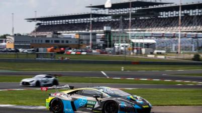 Esteban Muth,Motorsport: DTM Lausitzring ©Malte Christians,DTM