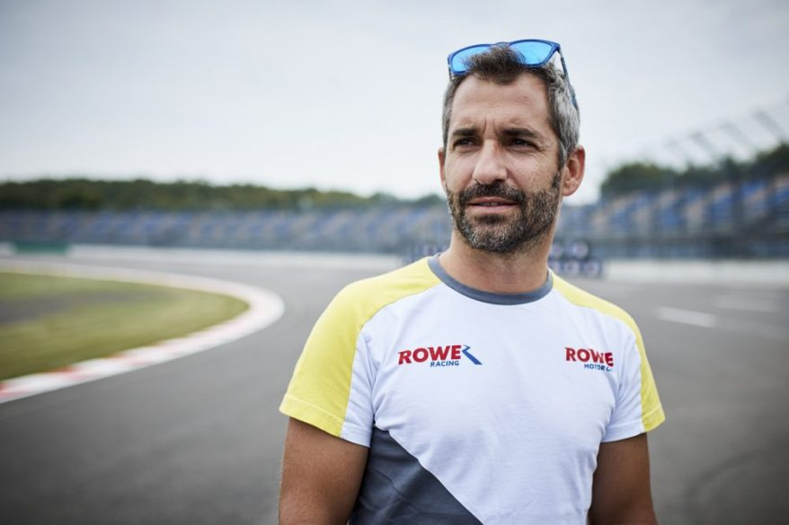 Timo Glock,ROWE RACING DTM Lausitzring 2021©Rowe Timo Glock