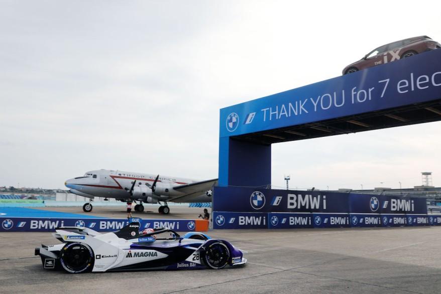 Maximilian Günther, BMW @BMW