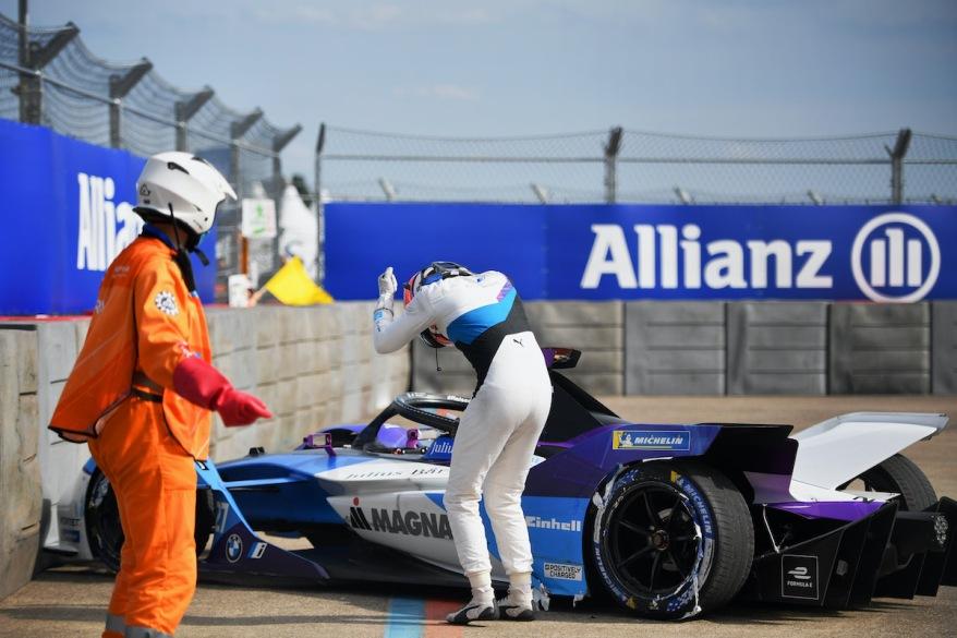 Jake Dennis BMW @Fia FormulaE
