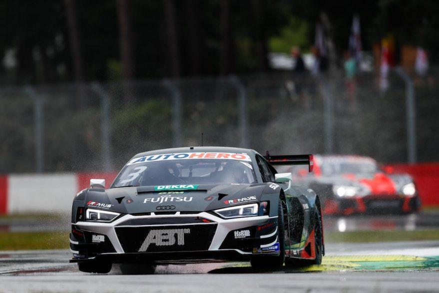 Kelvin van der Linde , Abt Motorsport,DTM Zolder 2021 ©DTM