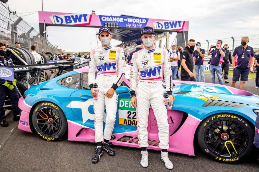 Luca Stolz und Maro Engel,ADAC GT Masters ©ADAC Motorsport,Gruppe C Photography