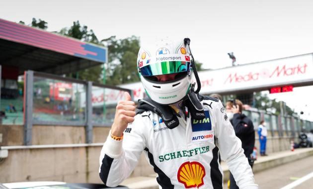 Marco Wittmann,DTM Zolder 2021 ©DTM