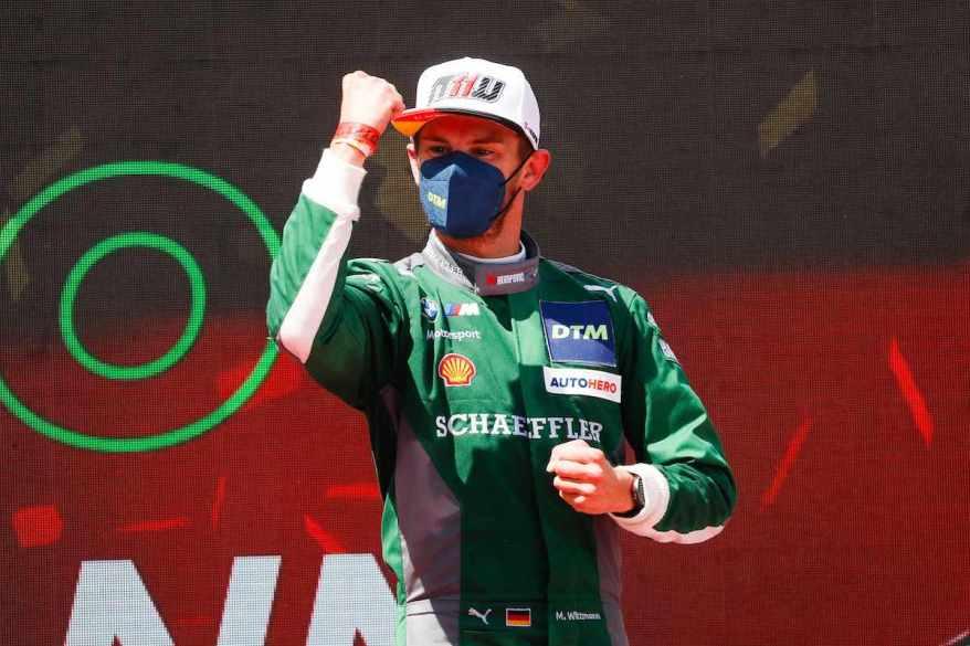 Marco Wittmann ,DTM Zolder 2021 ©DTM