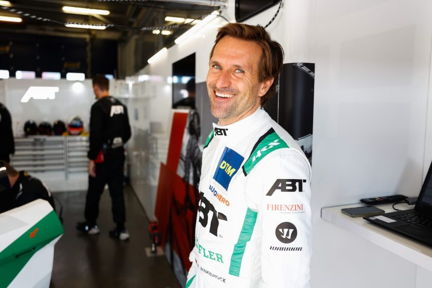 Markus Winkelhock,DTM Nuerburgring ©DTM
