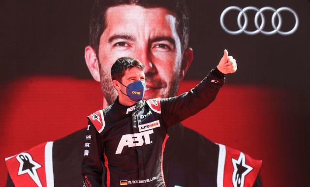 Mike Rockenfeller,Motorsport: DTM Monza ©Abt