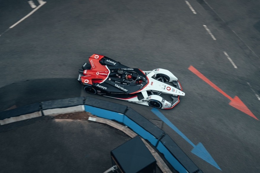 Pascal Wehrlein - Porsche @Porsche