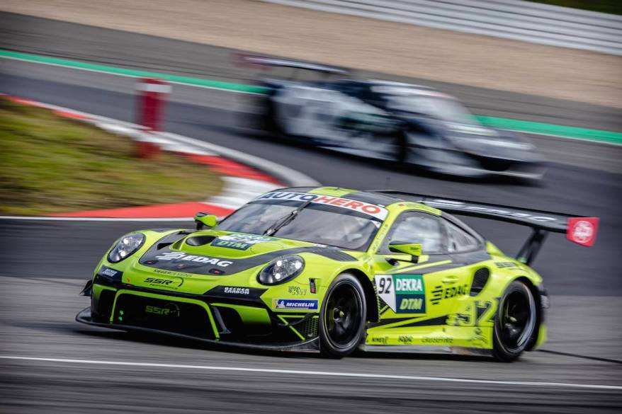 Michael Ammermüller,Porsche 911 GT3 R SSR Performance @SSR Performance