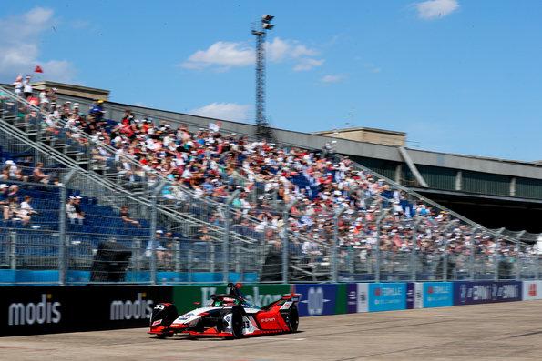 Rene Rast, Audi,Formula E, Berlin E-Prix 2021 ©Audi