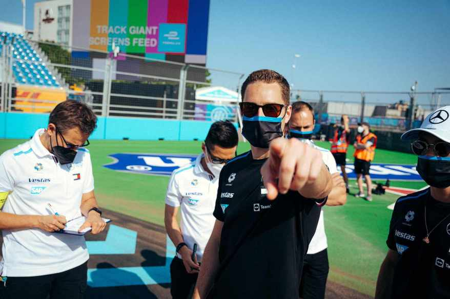 Stoffel Vandoorne, Mercedes @Sebastian Kawka