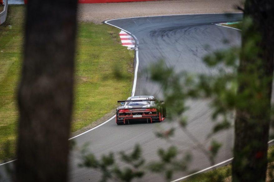 Team Rosberg Audi R8 LMS GT3 ©Rosberg