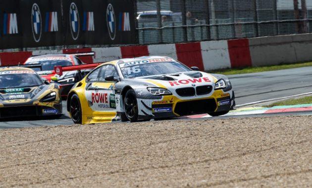 Timo Glock, Rowe Racing,DTM Zolder 2021 ©DTM