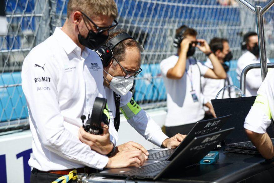 Venturi bei der Arbeit,Formula E 2020-2021: Berlin E-Prix I ©Venturi,Carl Bingham / LAT Images