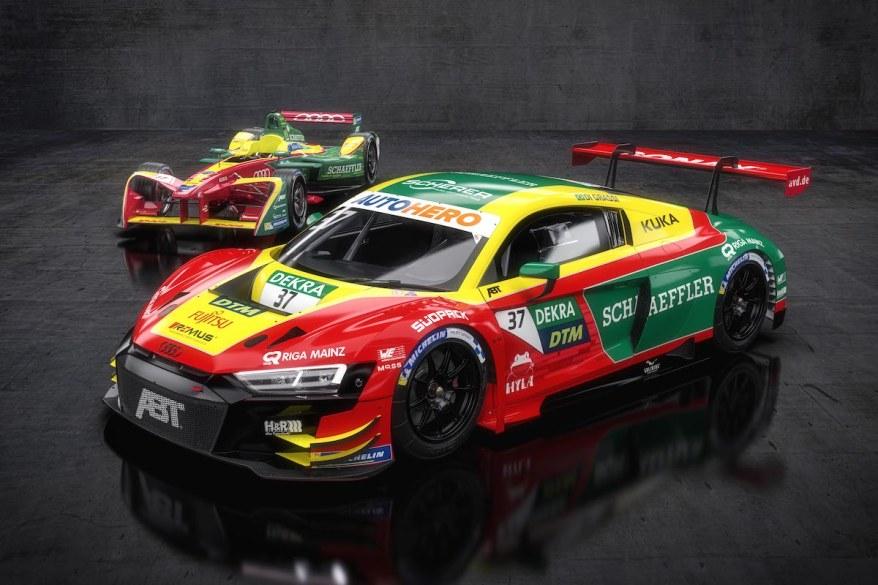 210921_di_Grassi_DTM_©Abt Motorsport