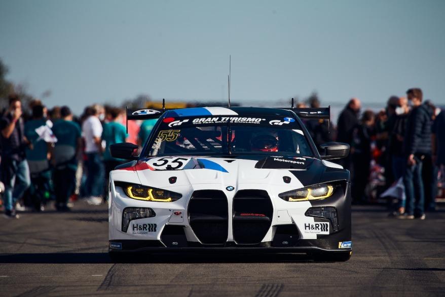 BMW M4 GT3 ©BMW