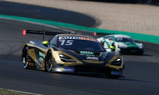 Christian Klien,DTM Nuerburgring ©DTM