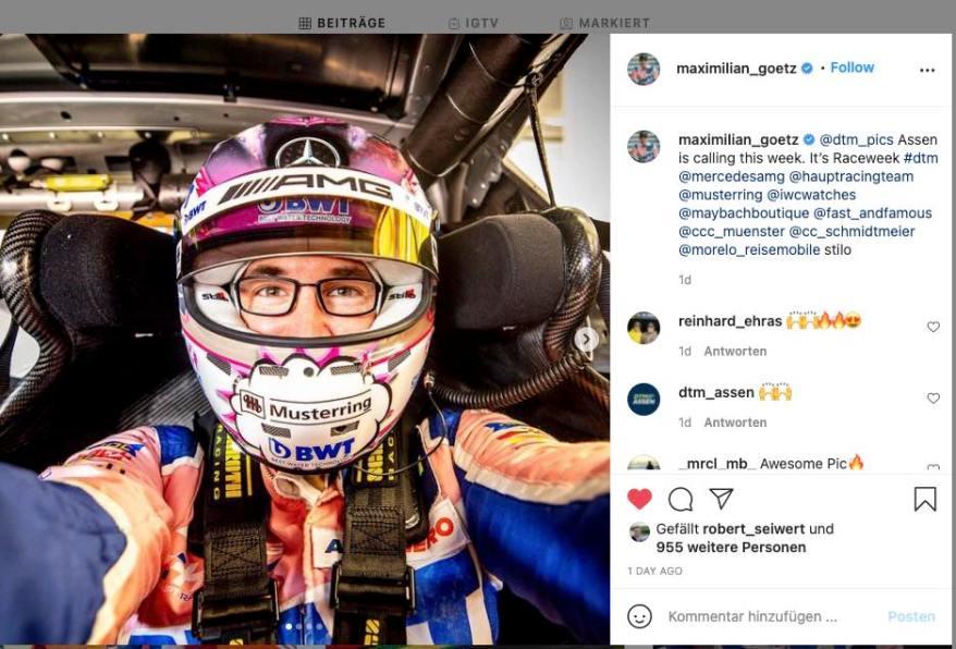 Instagram Max Goetz@Instagram Götz