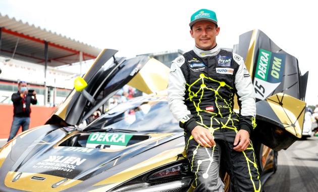 Christian Klien ,DTM Zolder 2021 ©DTM, Michael Kunkel