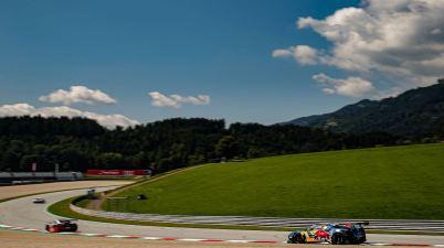 Liam Lawson Ferrari ©DTM, Hoch Zwei