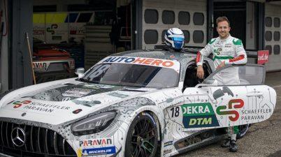 Marvin Dienst,Mücke Motorsport ©Mücke Motorsport