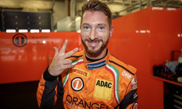 Mirko Bortolotti,ADAC GT Masters Nürburgring 2019 ©ADAC GT Masters