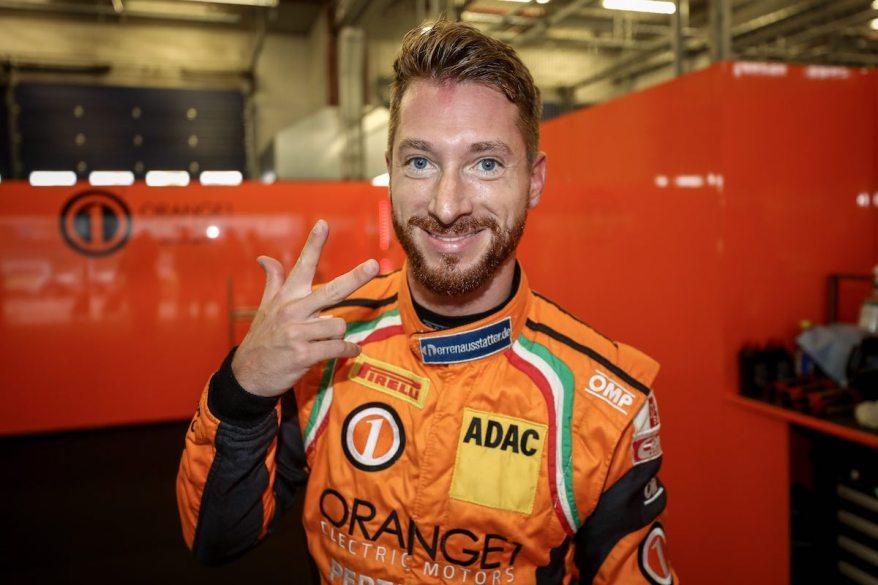 Mirko Bortolotti,ADAC GT Masters Nürburgring 2019 ©Gruppe C Photography,ADAC GT Masters