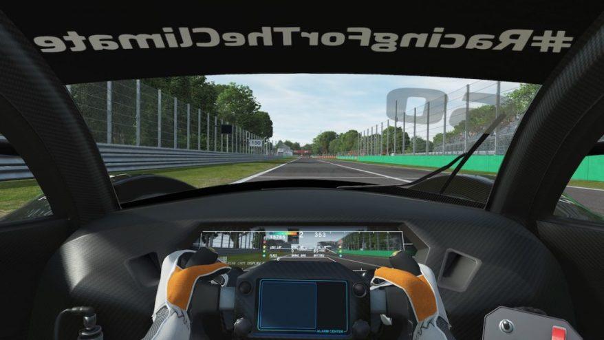 Monza Onboard @World eX