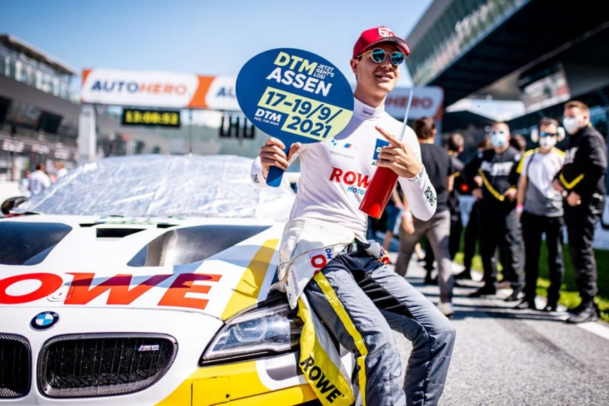 Sheldon van der Linde, Rowe Racing,DTM, 9. + 10. Rennen Red Bull Ring 2021 @ Gruppe C Photography