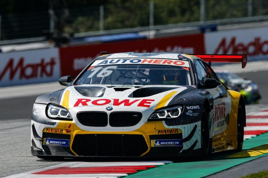 Timo Glock,Rowe Racing,DTM, 9. + 10. Rennen Red Bull Ring 2021 © Gruppe C Photography