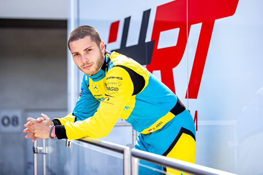 Vincent Abril, HRT, DTM, 9. + 10. Rennen Red Bull Ring 2021 © Gruppe C Photography