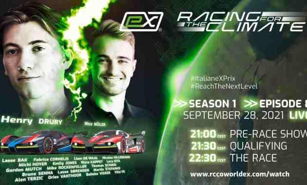 World eX Prix Monza 2021 @World eX