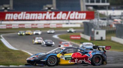 Liam Lawson, Ferrari, ©DTM,MaltensDTM