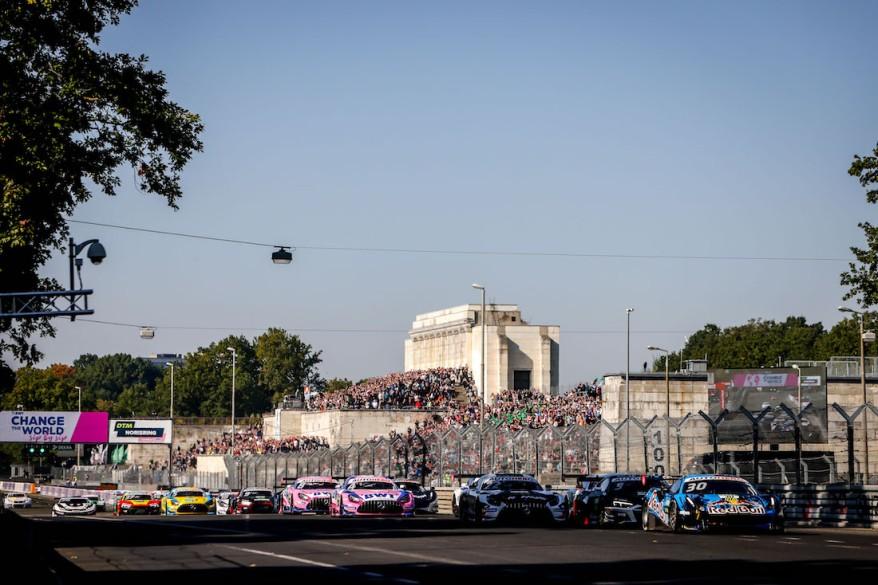 Rennen 1 Norisring 2021 ©DTM