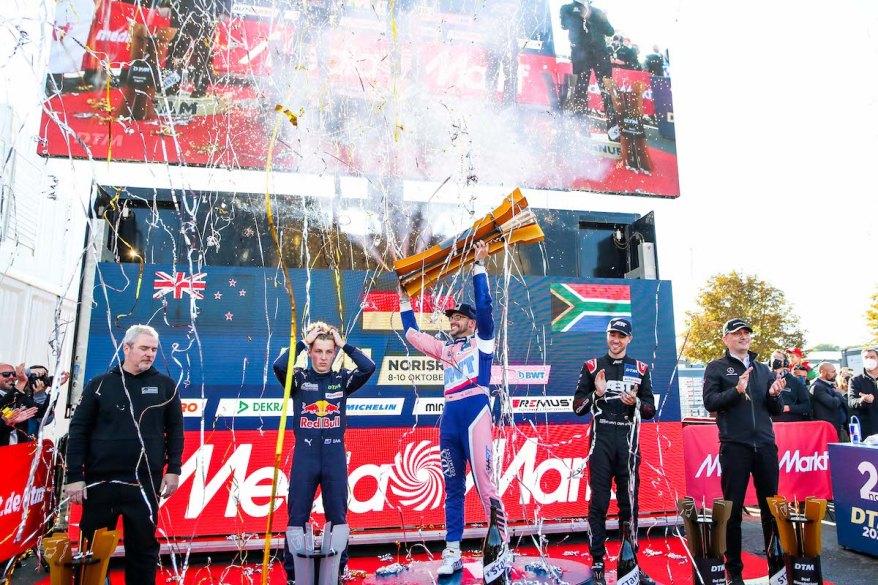 Top Drei DTM 2021,Nürnberg: DTM Norisring 2021 © Hoch Zwei)