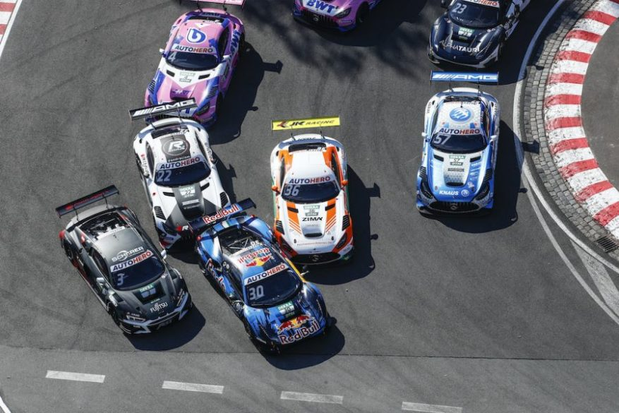 DTM Norisring 2021, Nürnberg©DTM,Hoch Zwei